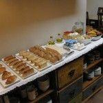desayuno buffet hotel rural en Galicia Teixoeira