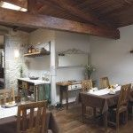 comedor hotel rural en Galicia con encanto Teixoeira Rías Baixas