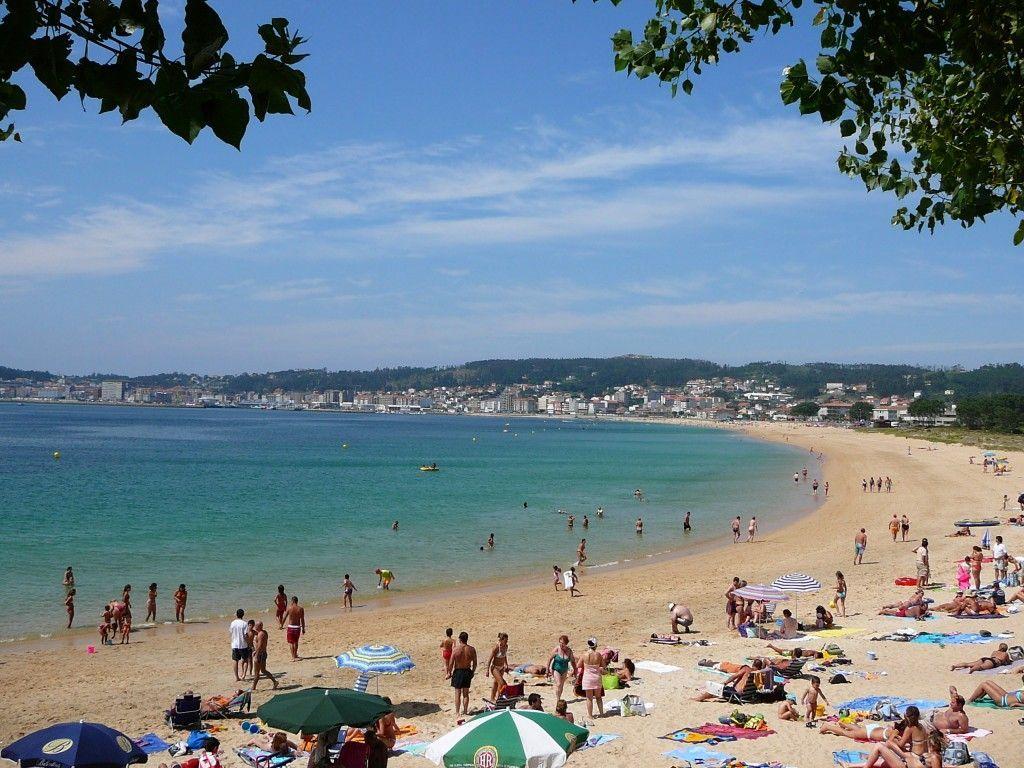 Playas de Galicia - Playa de Coroso