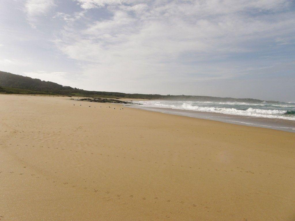 Playas de Galicia - Playa de Espiñeirido