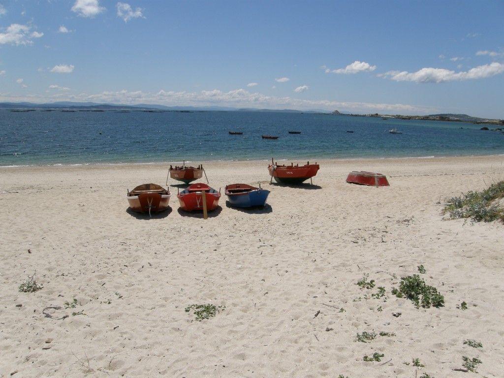 Playas de Galicia - Playa de a Catía
