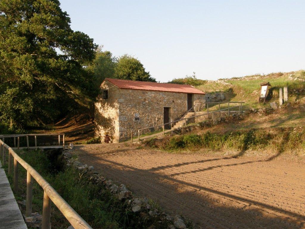 Parque Natural Dunas de Corrubedo - Molinos